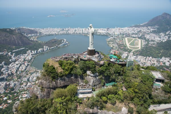 Corcovado tour Rio de Janeiro
