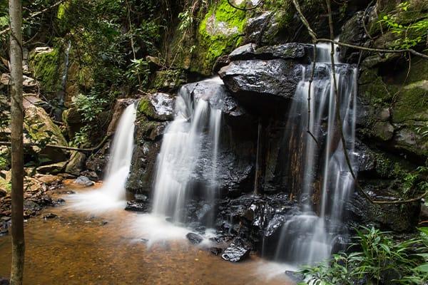 Sossego falls Chapada Diamantina