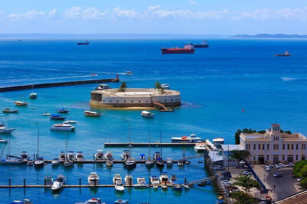 Bay of Salvador