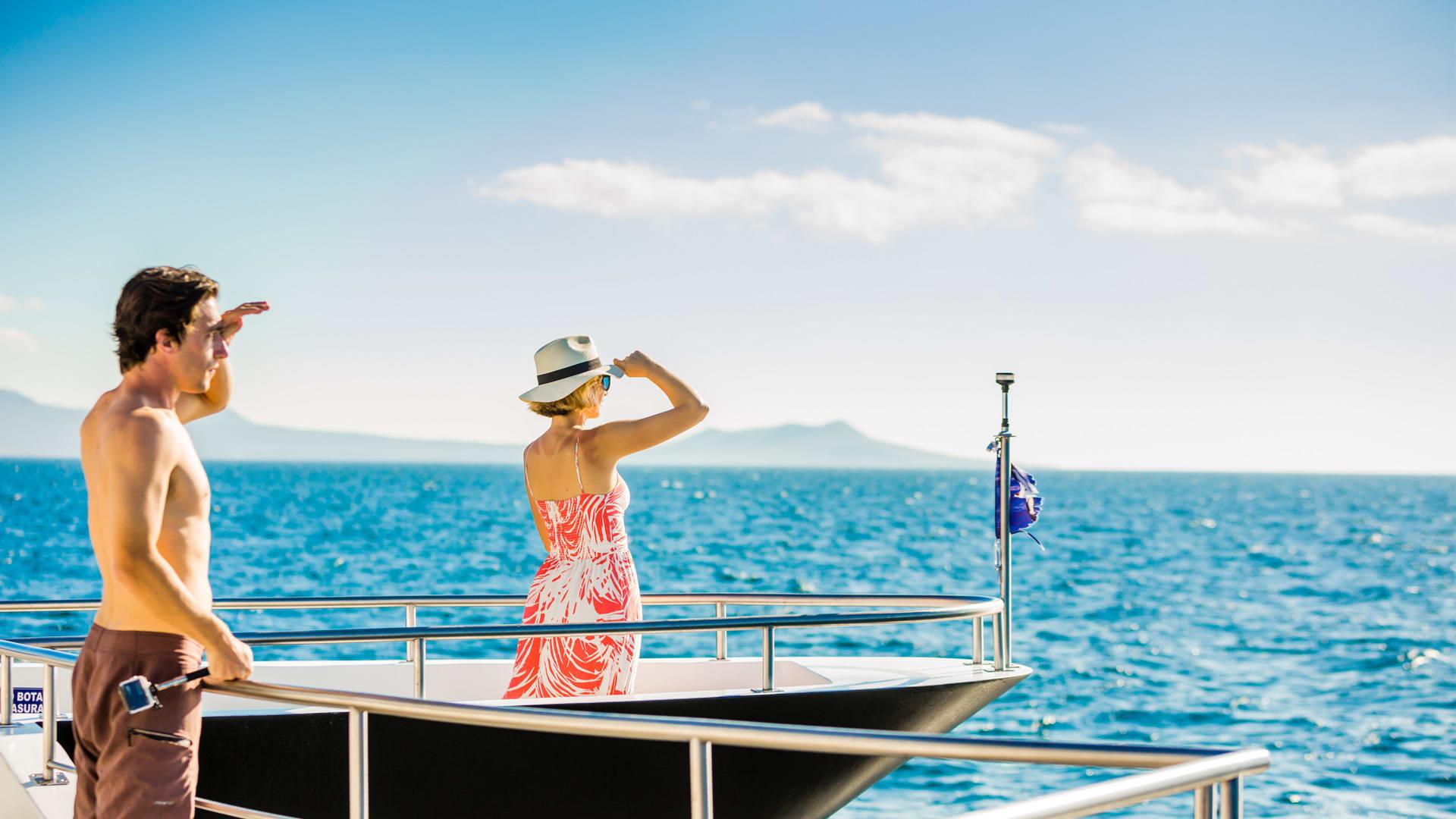Honeymoon Cruise In Galapagos