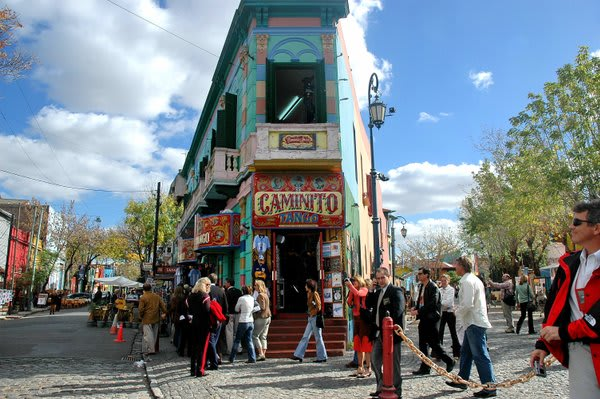 Buenos Aires City Tour San Telmo Market