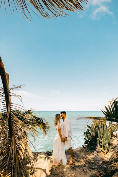 Honeymooners In Bali