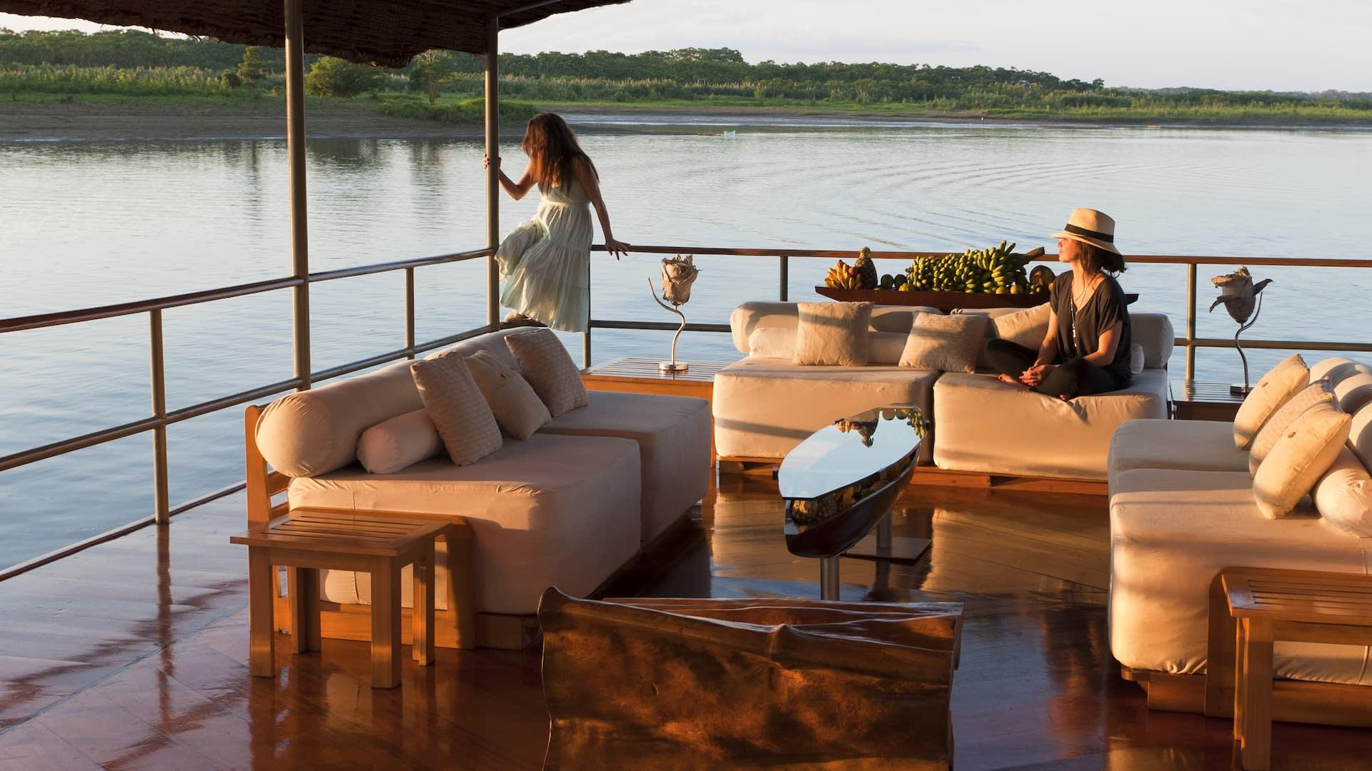 Private Cruise In The Amazon