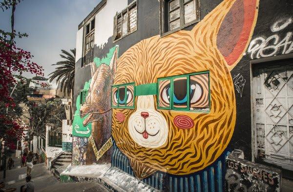 City Tour of Lima Including puente de suspiros