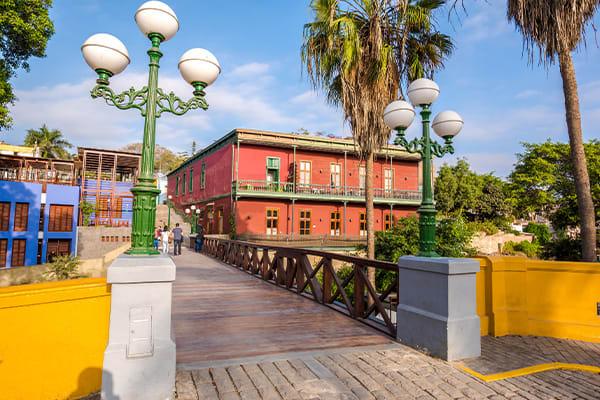 Barranco Lima's Bohemian District