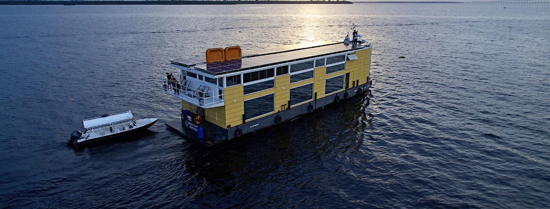 Untamed Amazon Navigating Brazil