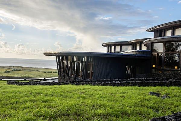 A View of Explora Rapa Nui Easter Island