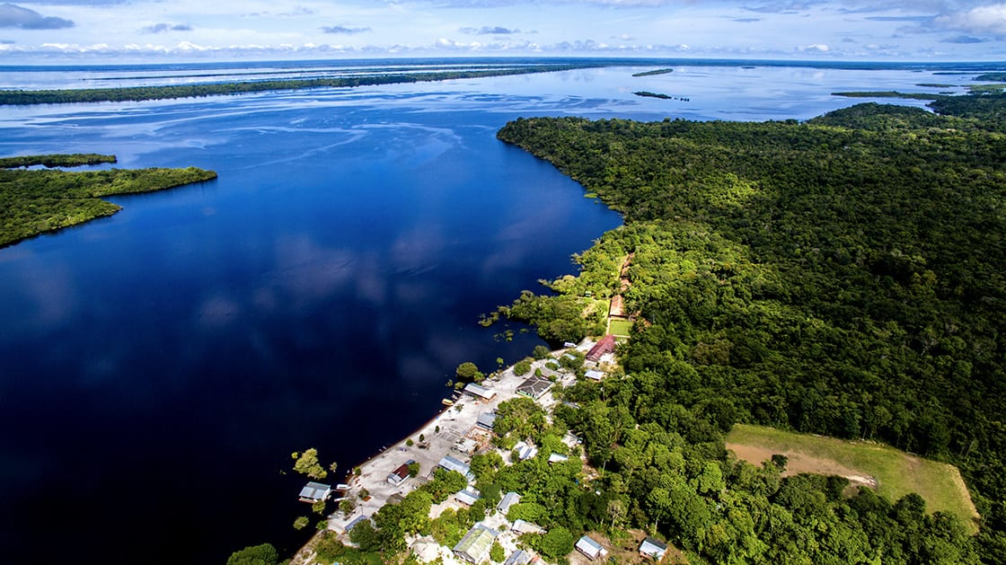 Anavilhanas,-,Amazon,-,Brazil