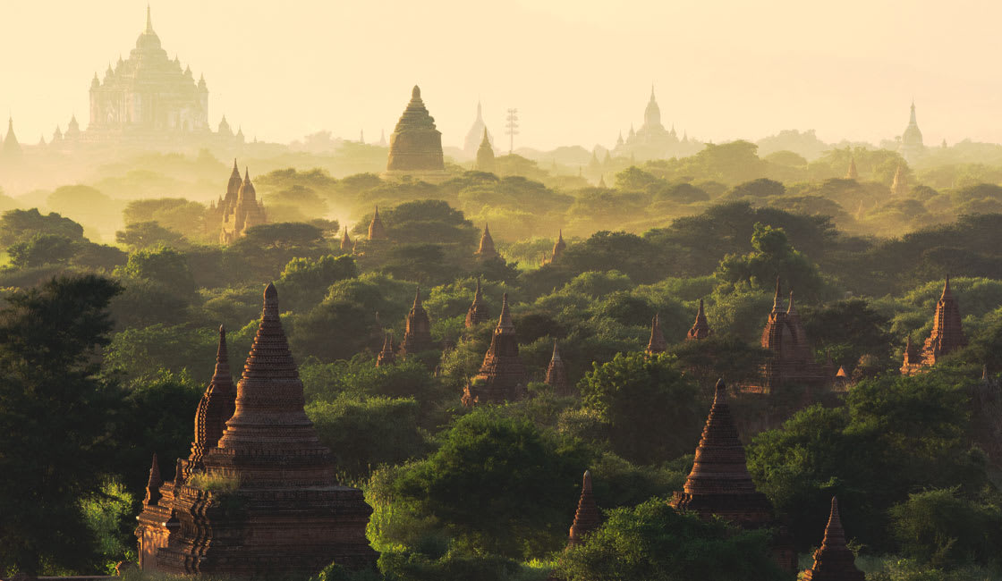 Plains of Bagan