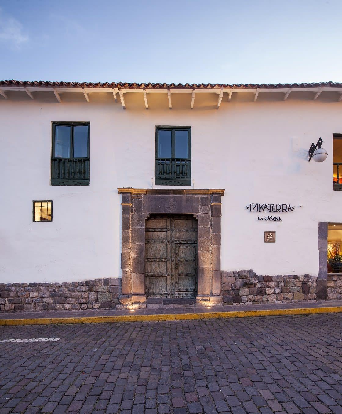 La Casona Hotel in Cusco Peru
