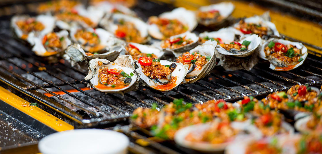 Halong Bay Oysters