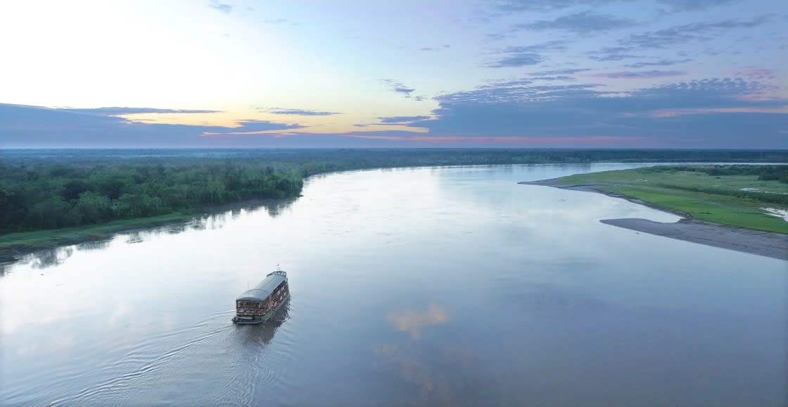 River Cruise In The Pacaya Samiria Reserve