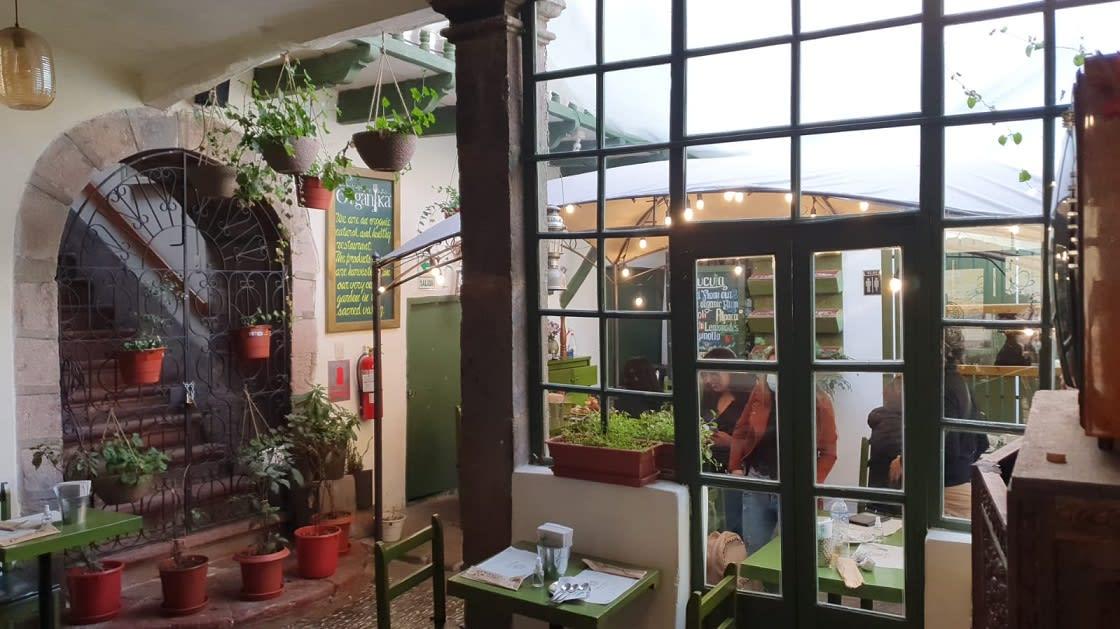 ORGANIKA Cusco Restaurant