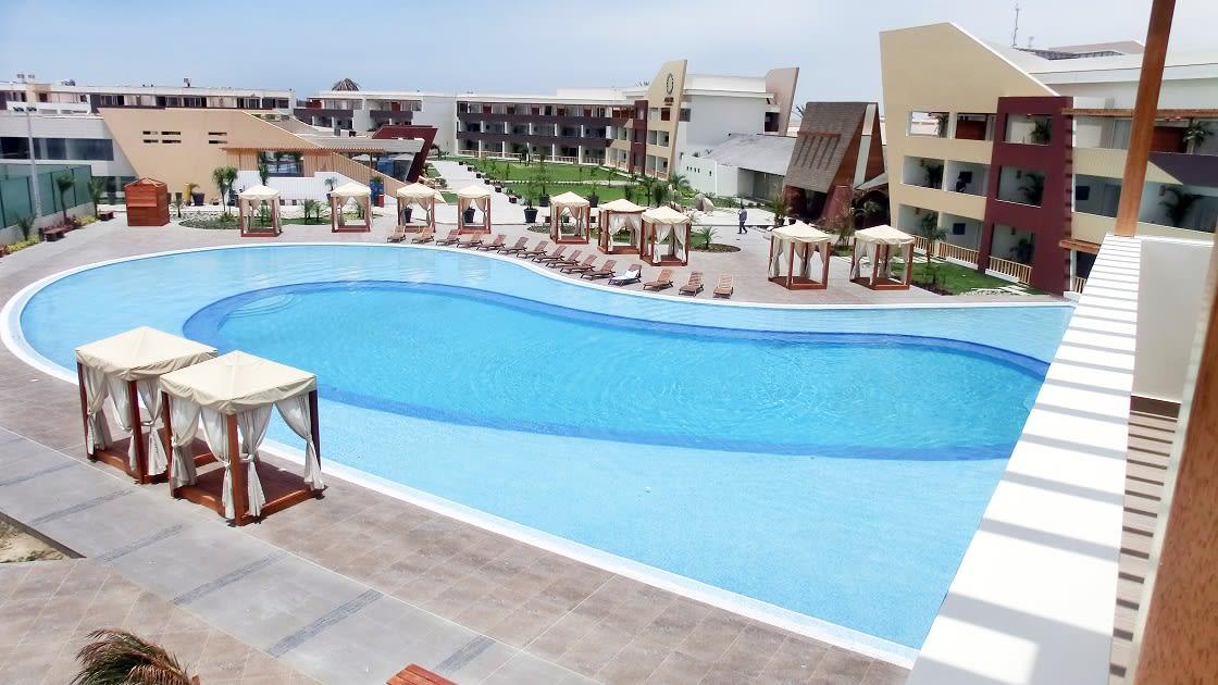 Pool At The Aranwa Paracas