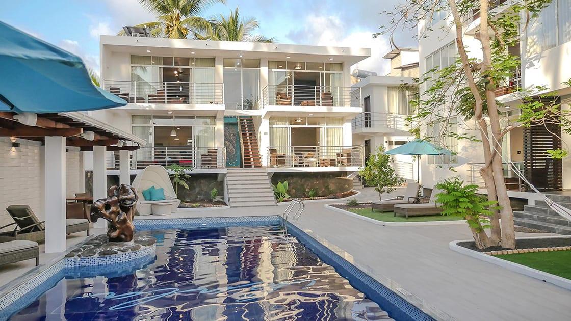 Exterior OF Ikala Hotel, Santa Cruz - Galapagos