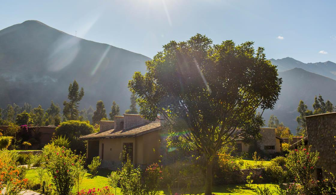 sol-y-luna hotel Sacred Valley