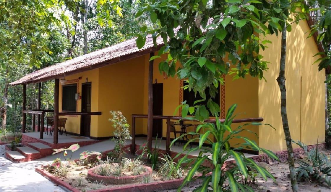 ramp access amazon Eco Park In Brazil