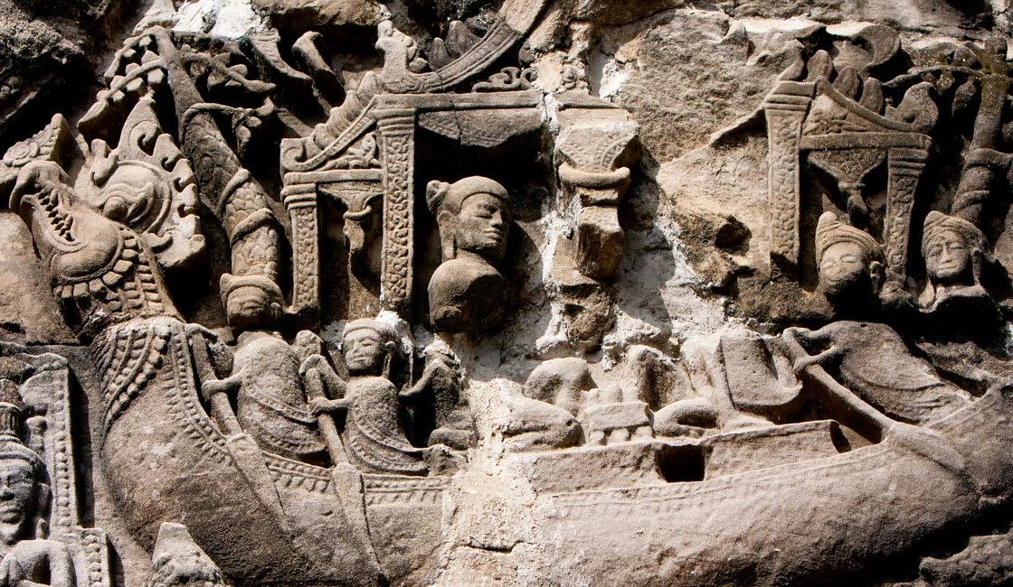 Preah Khan temple