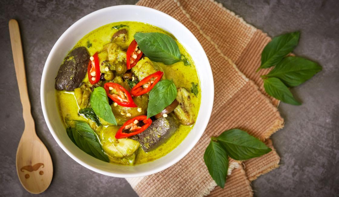 Food Thai Curry