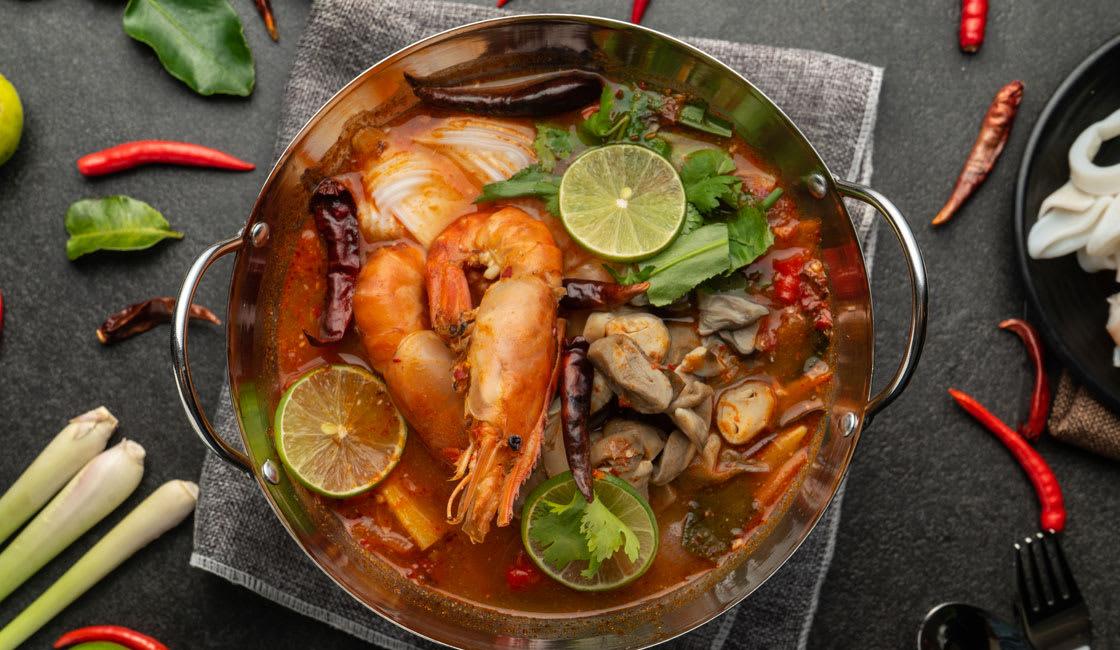 Food Tom Yum Goong