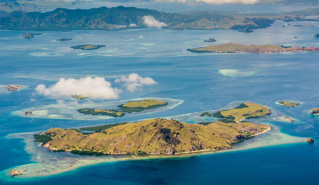 islands in komodo national park