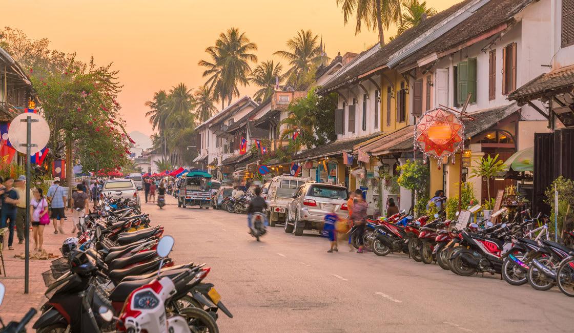 Luang-Prabang-Old-Town