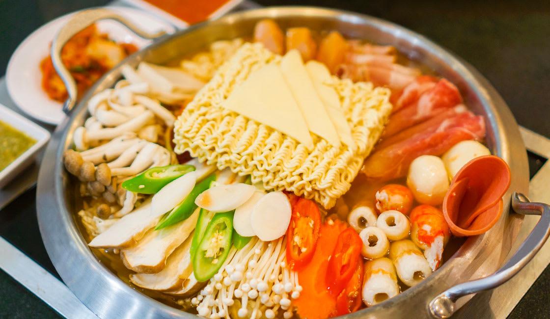 Hot Pot cambodian dish