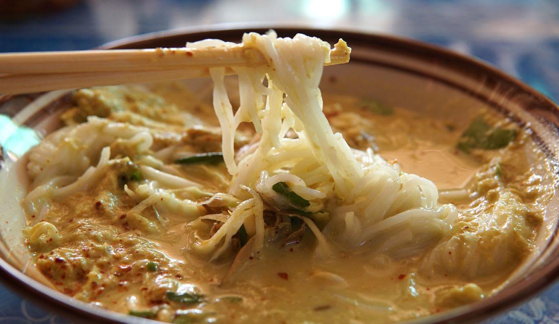 khmer noodles cambodian soup