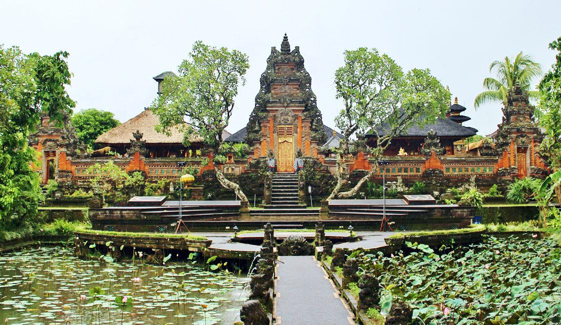 ubud village in indonesia