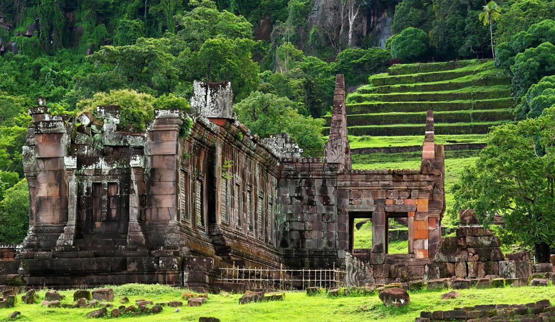 champassak temple