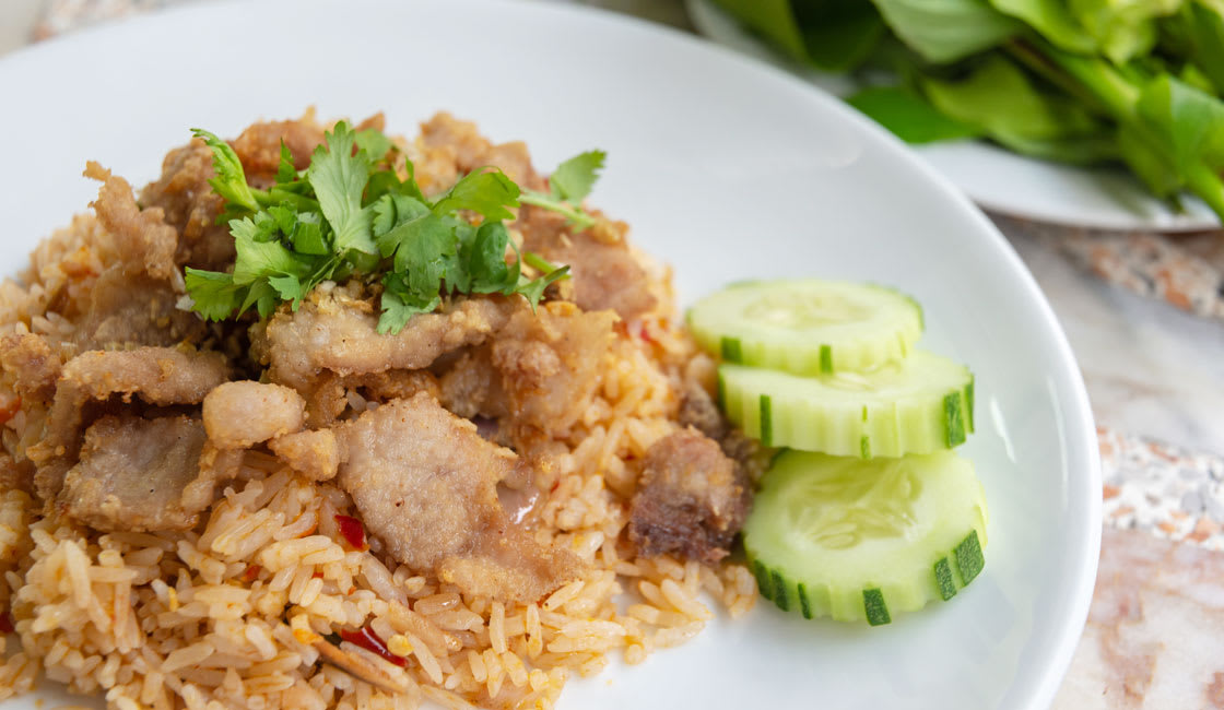 Laos-Crispy-Rice-Salad