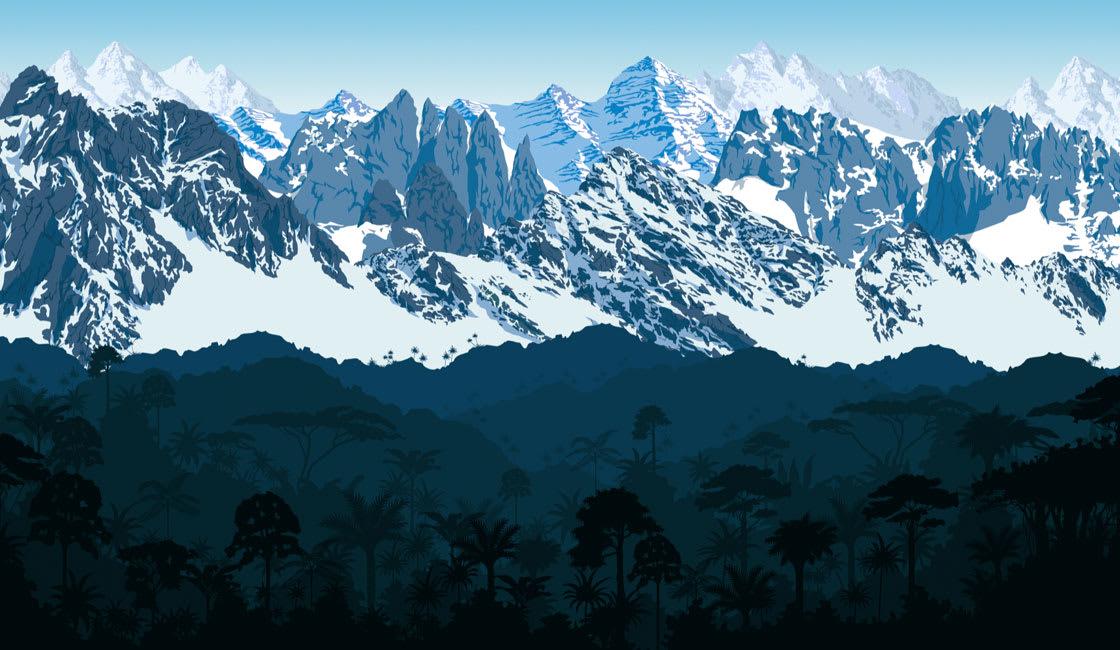 america epic mountain ranges