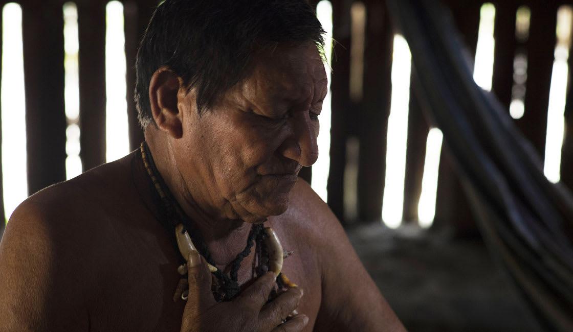 local man shaman