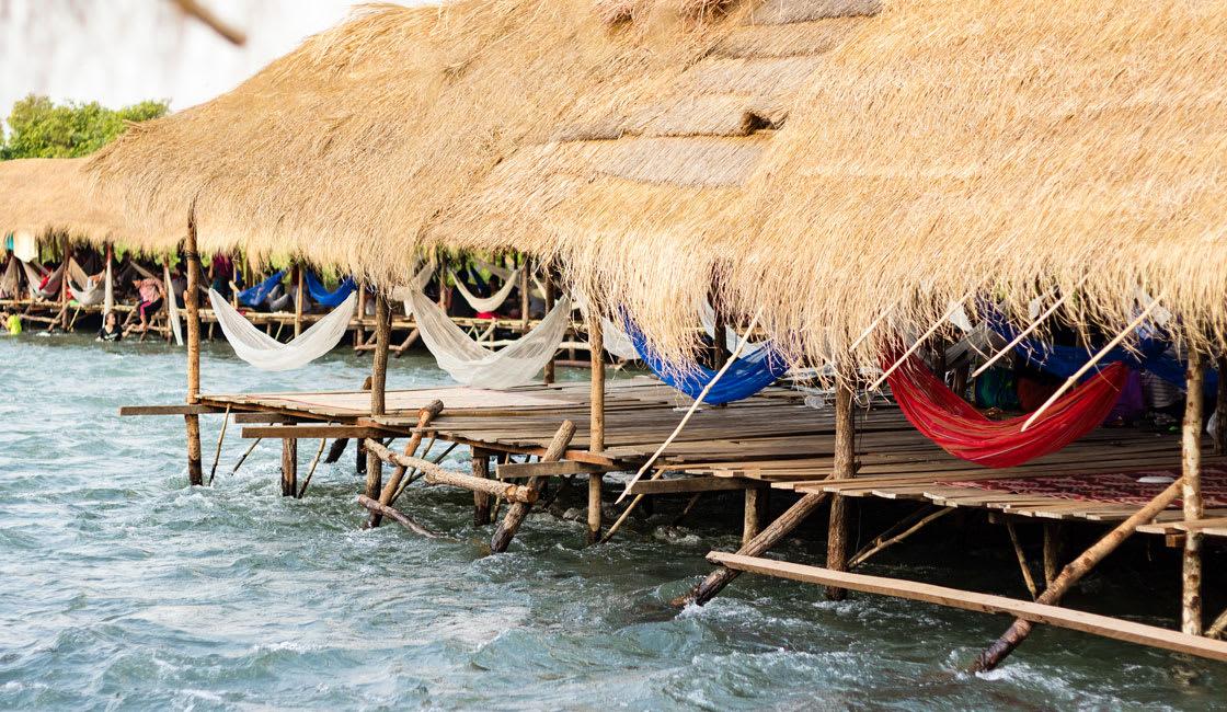 hammocks in kratie