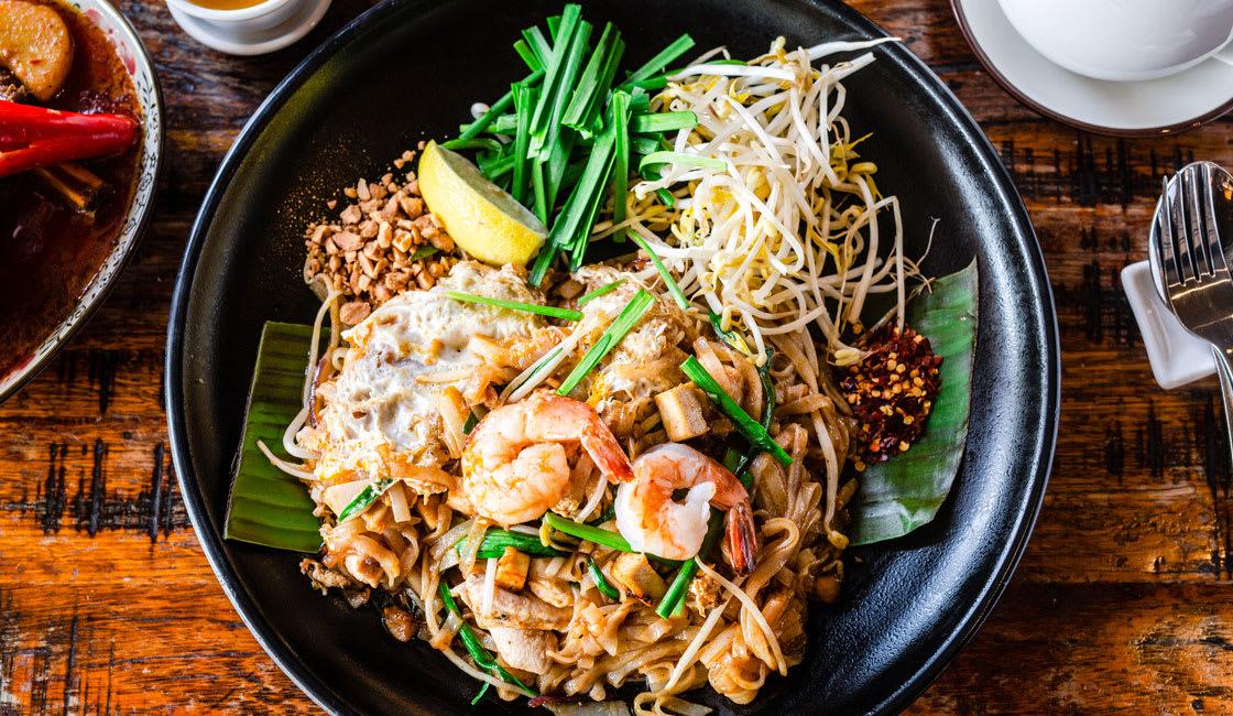 Stir-Fried Noodles