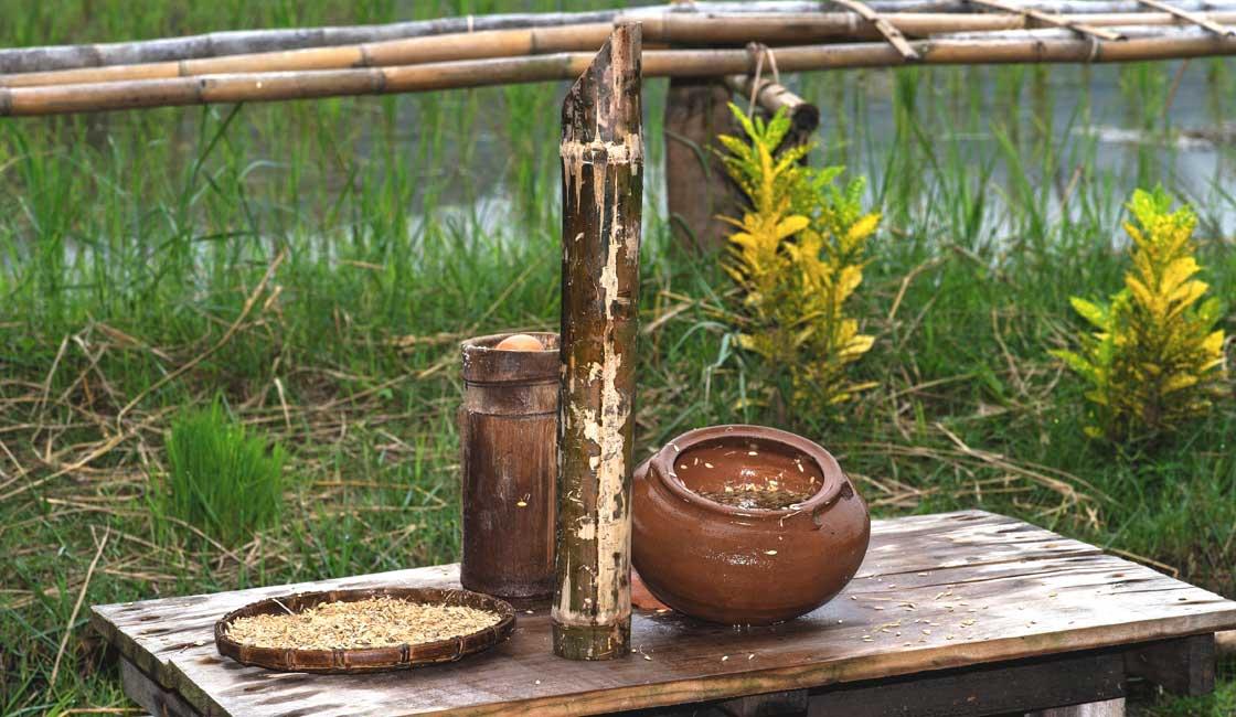 Rice farm utensils
