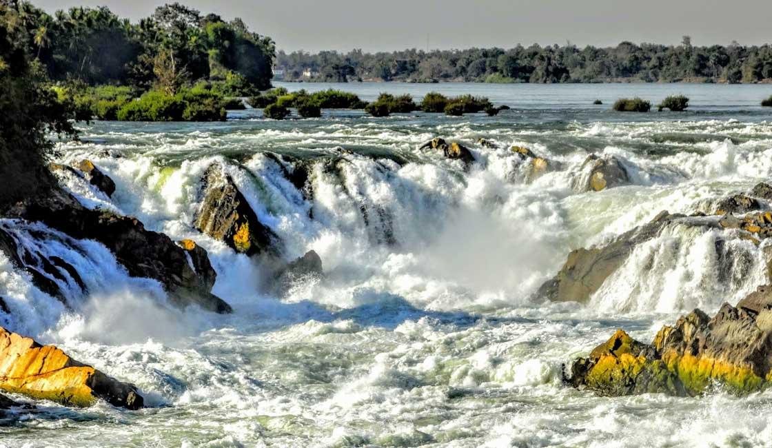 Rapids of Khone