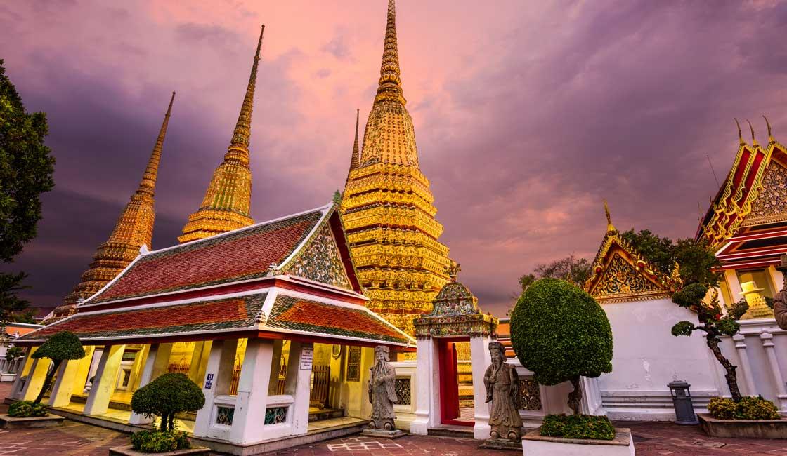 Temple of Wat Pho