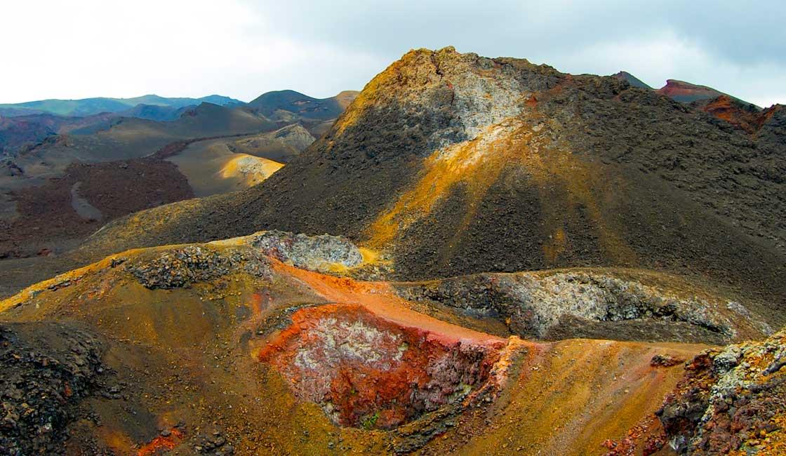 Isabela Island landscape