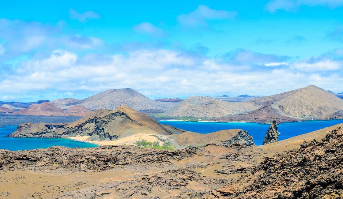 Islands landscape