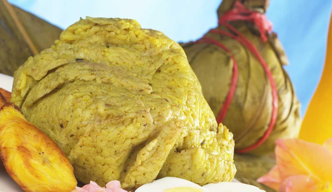 Juane, Traditional Peruvian Dish