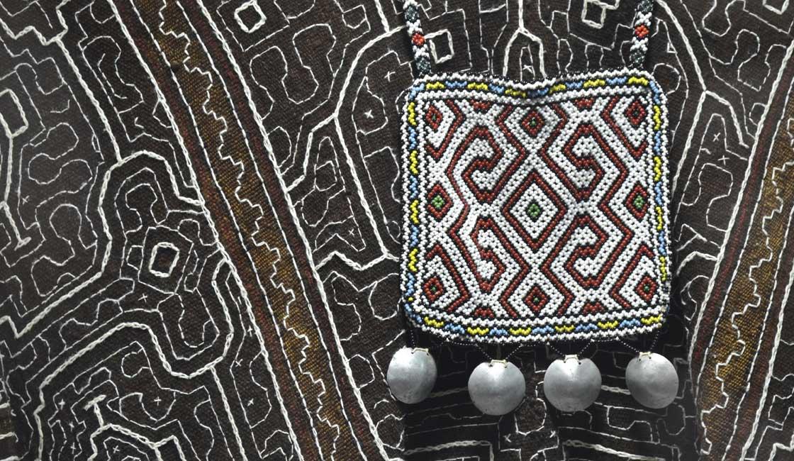 Artefact of amazonian art