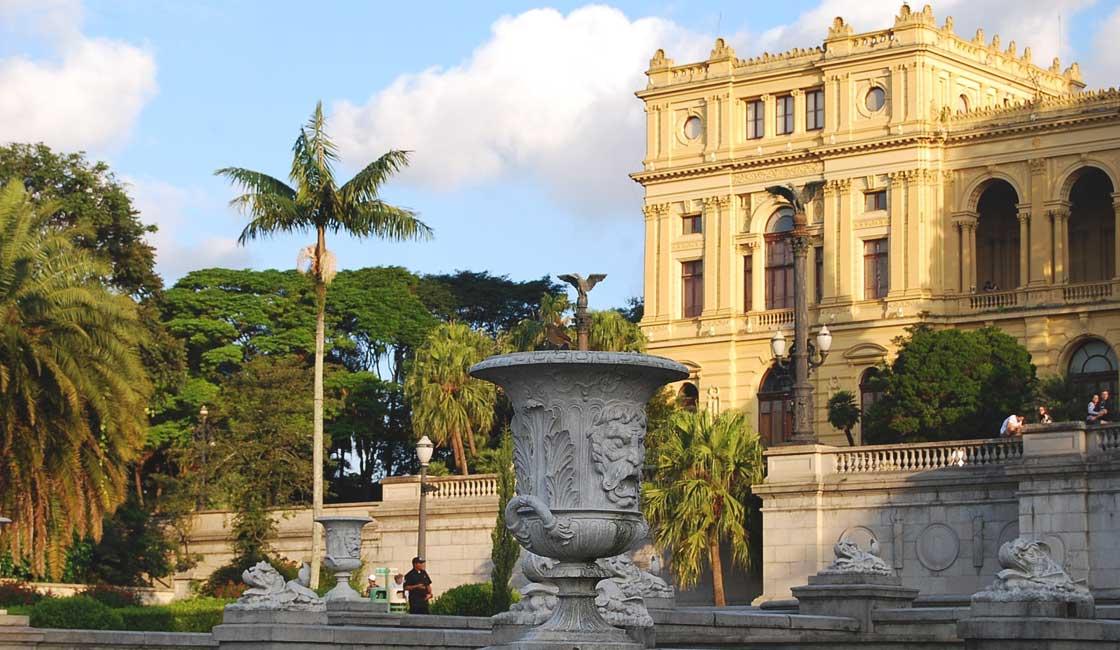 Museum in Sao Paulo