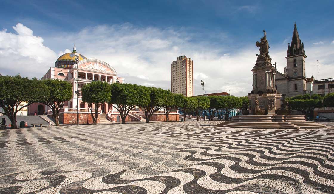 Manaus Piazza