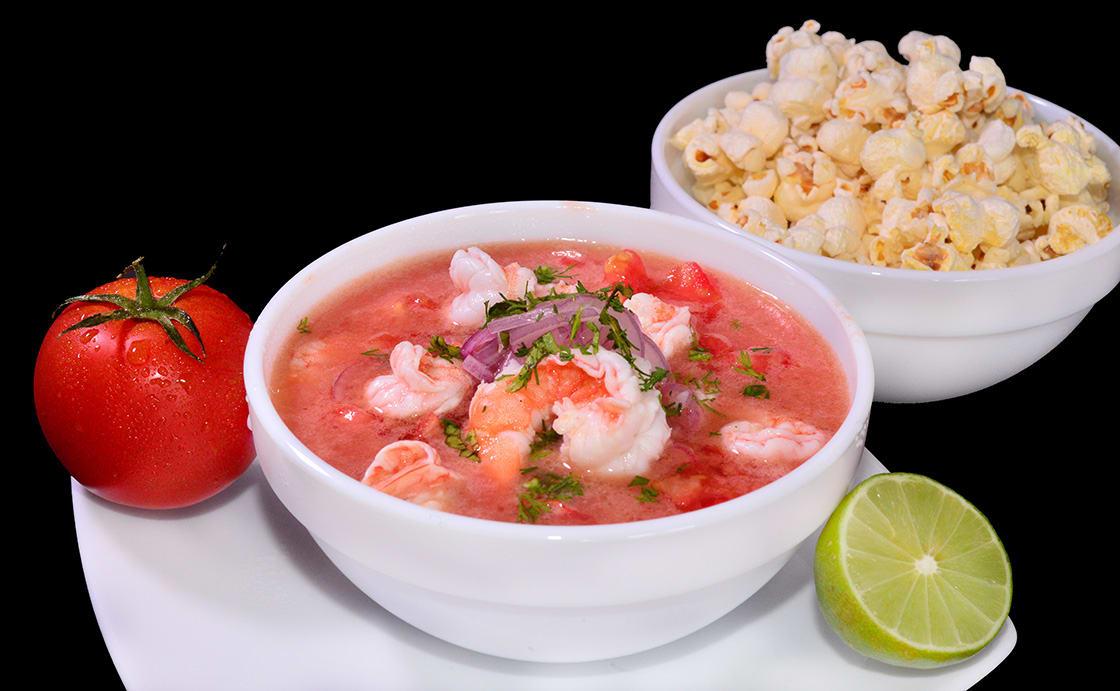 Shrimp Ceviche From Ecuador
