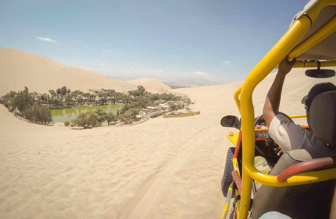 Buggy Rides In Ica, Peru