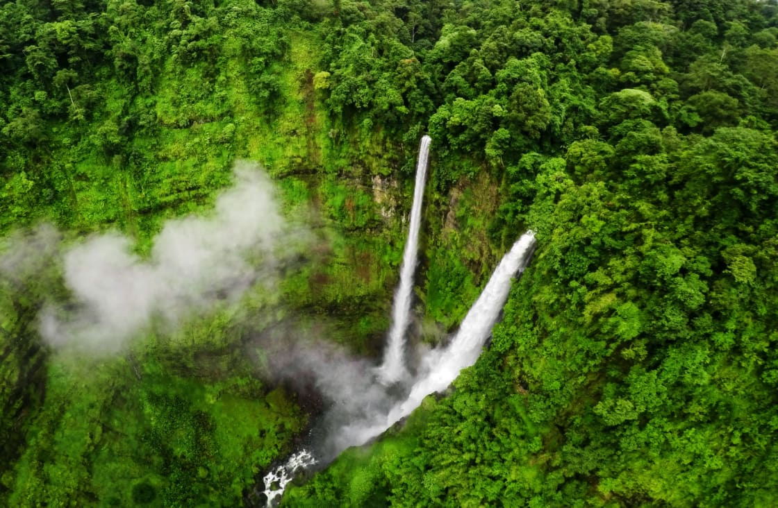 Most Breathtaking Waterfalls in Laos