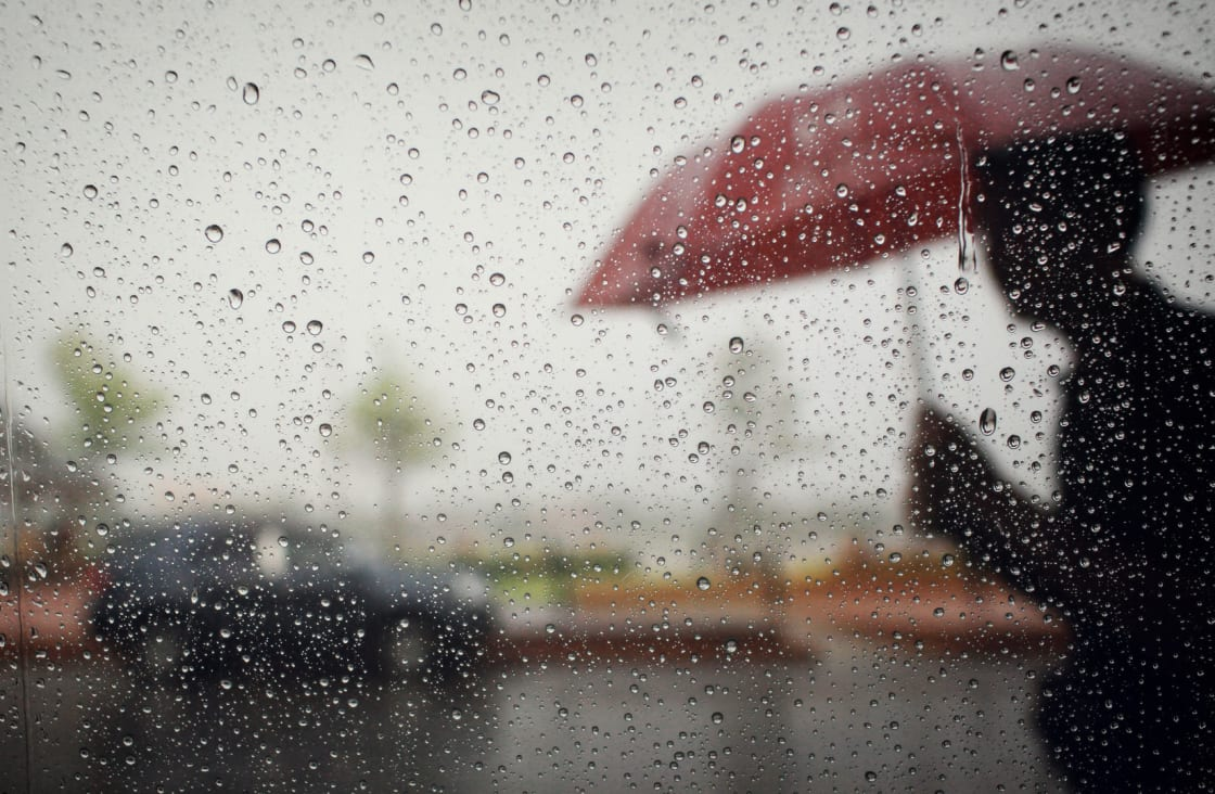 drop and Monsoon Weather in myanmar