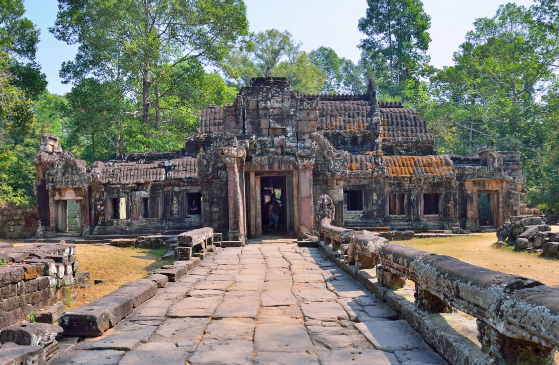 beanteay kdei temple