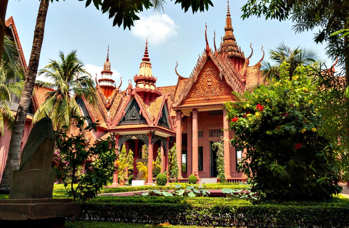 Angkor-National-Museum